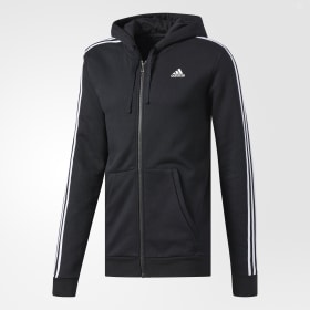 Big and Tall Essentials 3-Stripes Hoodie