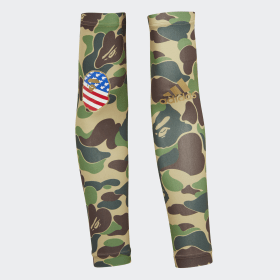 BAPE x adidas SB Arm Sleeves