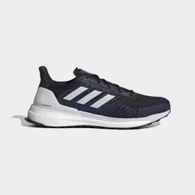 adidas - Solarboost ST 19 Shoes Core Black / Dash Grey / Solar Red EE4316