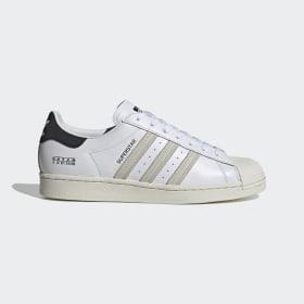 adidas - Superstar Shoes Cloud White / Cloud White / Core Black FV2808