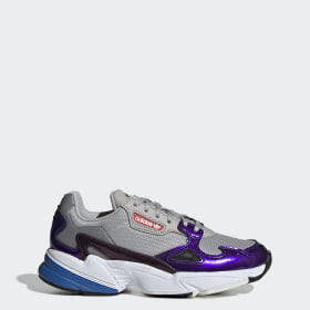 premium selection d3d77 7729f adidas Falcon 90s Inspired Womens Shoes  Clothing  adidas US