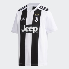 adidas - Juventus Home Jersey White / Black CF3496