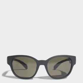 SP0009 Matte Violet Injected Sport Sunglasses