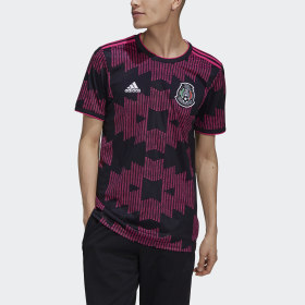 Mexico Home Jersey