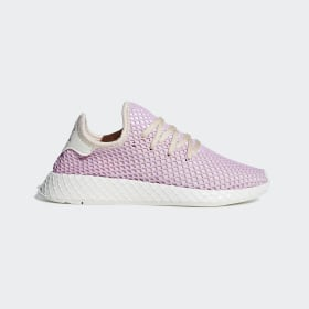 adidas - Zapatilla Deerupt Purple / Linen / Clear Lilac B37600