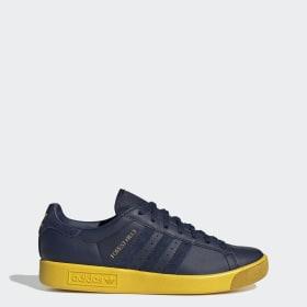 a06134283e6 Blue Shoes