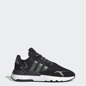 adidas Originals Herren Sneaker Nite Jogger Marine (52) 46