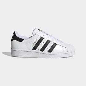 adidas - Superstar Shoes Cloud White / Core Black / Cloud White FU7712
