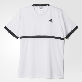 Playeras - Tennis - Blanco - Hombre  298d9da4e7dc0