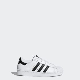 Superstar Foundation Shoes. Kids Originals a235955fd38