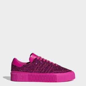 adidas rosa escuro