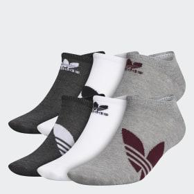 Trefoil Superlite No-Show Socks 6 Pairs