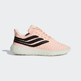 adidas - Sobakov Shoes Clear Orange / Core Black / Ash Silver B75601