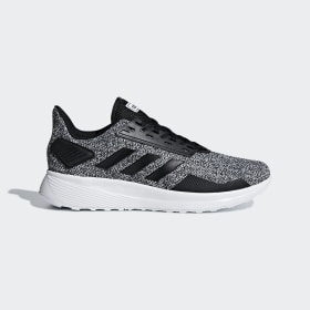 adidas - Duramo 9 Shoes Grey / Core Black / Cloud White BB6917