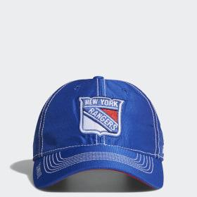 48badb479a4 Rangers Adjustable Slouch Dobby Hat
