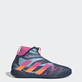 Stycon Laceless Hardcourt Tennis Shoes