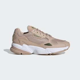 adidas - Falcon Shoes Ash Pearl / Gold Metallic / Cloud White EF4989