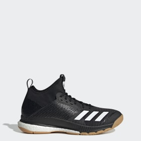 Women Black Volleyball Shoes | adidas US