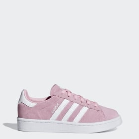 low priced 9dc7e 08c1e Campus - Rosa - Bambini   adidas Italia
