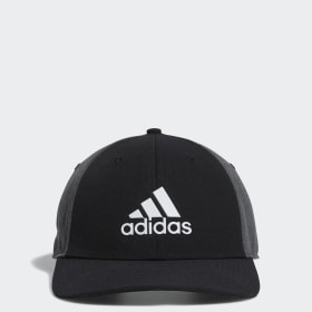 A-Stretch adidas Badge of Sport Tour Hat bf373ddc852