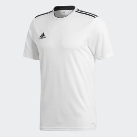 adidas - Condivo 18 Jersey White / Black CF0682