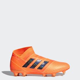 new concept 04b9f d5070 Zapatos de Fútbol Nemeziz 18+ Terreno Firme ...
