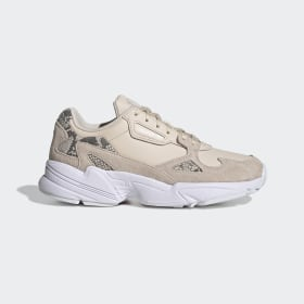 adidas - Falcon Shoes Linen / Cloud White / Core Black EF4920