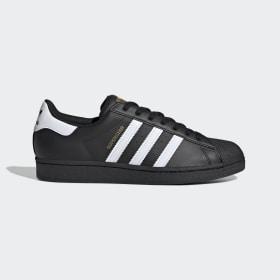 adidas - Superstar Shoes Core Black / Cloud White / Core Black EG4959