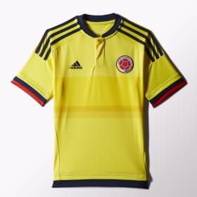 19f7abf0c8676 Camiseta Selección Colombia Niño Home ...