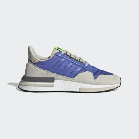 adidas - Zapatilla ZX 500 RM Real Lilac / Core Black / Cloud White BD7867