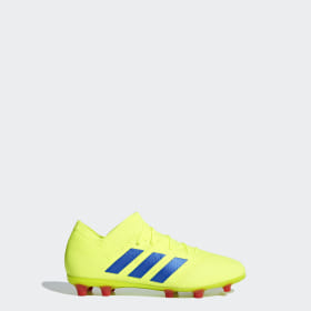 1b2238a3fef Shop the adidas Nemeziz 18 Soccer Shoes