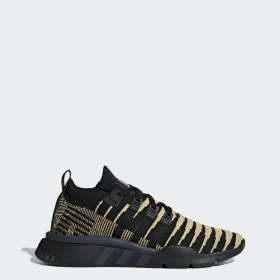 official photos 1b549 3f6fc Dragonball Z EQT Support Mid ADV Primeknit Shoes