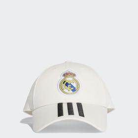 35bd4ffd3e2 Real Madrid 3-Stripes Hat