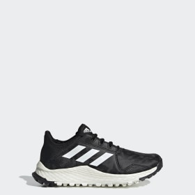 Buy the Adidas Lux 1.9S Hockey Shoes Black (201920