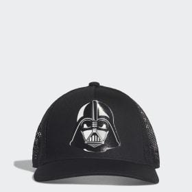 Negro Niños Star Wars Darth Vader Invierno Gorro 4-8 Años
