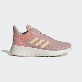 adidas - Asweerun Schoenen Pink Spirit / Glow Orange / Glow Pink EG3185