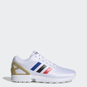 womens zx flux trainers