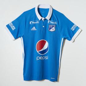 0f4e35490e Camiseta y uniforme del Millonarios para fútbol