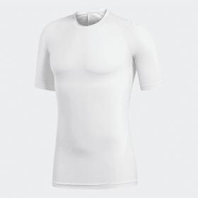 adidas - Alphaskin Tech T-Shirt White CD7140