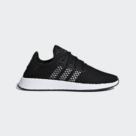 adidas - Deerupt Runner Shoes Core Black / Cloud White / Core Black BD7890