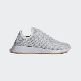 adidas - Deerupt Runner Shoes Grey Three / Lgh Solid Grey / Gum 1 CQ2628