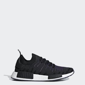 zwart + rood NMD R1 Sneakers | adidas Nederland