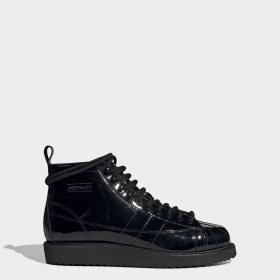Chaussures - Superstar - noir - Femmes |