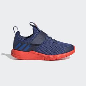 adidas - RapidaFlex Shoes Tech Indigo / Glow Blue / Solar Red EF9725