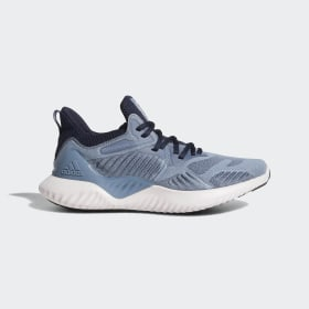 adidas - Alphabounce Beyond Shoes Raw Grey / Orchid Tint / Legend Ink CG5580