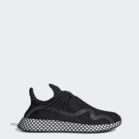 finest selection 9e300 cbefc Black - Deerupt  adidas US