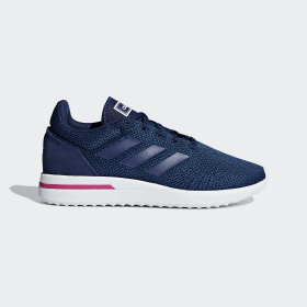adidas - Run 70s Shoes Legend Marine / Dark Blue / Real Magenta F34340