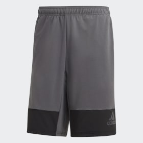 adidas - 4KRFT Tech 10-Inch Elevated  Shorts Grey Six DS9291