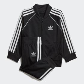 adidas - SST Track Suit Black / White DV2820