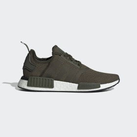 adidas - NMD_R1 Shoes Night Cargo / Night Cargo / Core Black BD7755